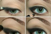 Eyes make-up