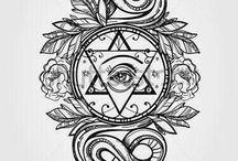 pre tattoo designs / Tatts