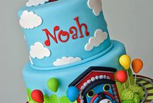 Decore : thomas and friends birthday theme