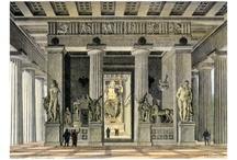 Templos / Roman and greek temples