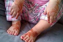 kid henna