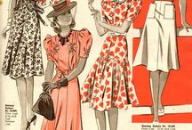 1940s Fashion and US Wartime Looks