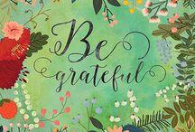 Gratitude And Imagination