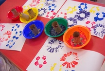 Preschool Process Art For The Classroom / by Karen Alexander
