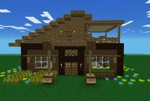 minecraft simpel builds