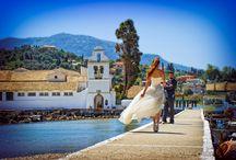 Destination Wedding Corfu / Romantic wedding in Corfu