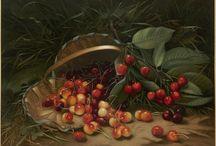 mutfak ve meyveler
