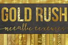 Gold 'n Glitter