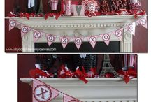 Mantle ideas / by Jessica Farmer-Haverland
