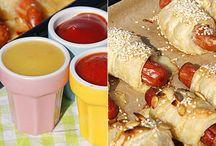 Recept, mat och dryck / Timells skärgårdskök