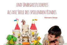 Lieblingswörter / Zitate und Sprüche über kleine Entdecker und unseren größten Schatz: Kinder