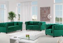 The Bowery Collection - Meridian Furniture