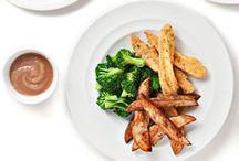 Cholesterol-lowering meals
