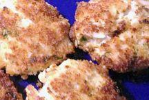 Seafood Recipes / Lots of seafood recipes.