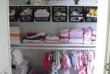 Organising  Home