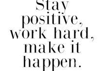 Positive thinkin'