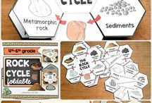 School - The Rock Cycle