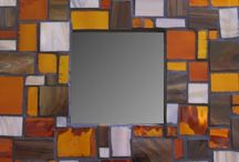 Mosaic Mirror Kits / Mosaic mirror kits for sale on Xinamarie!
