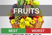Cum sa manaci fructele