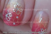 nails / by Sapphires-n-Purls