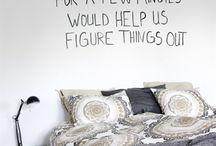 Inspiration: Bedroom / by Jillian Ryan