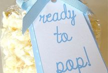 Baby shower idea's