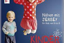 Nähen mit Jersey - Kinderleicht