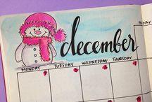 organised diary