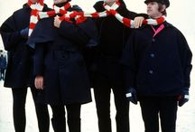 Beatles Galery / The legendary band from the city of Liverpool! Yeah, thats why they're so inspired.