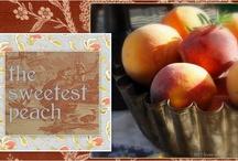 the sweetest peach