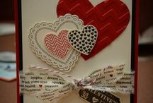 Cards - hearts / by Lori Garner