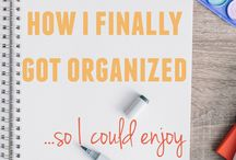 How to organized