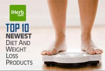10 Newest ~ Diet and Weight Loss / 10 Newest Diet and Weight Loss Products on iHerb (http://www.iherb.com/Diet-Weight-Loss) ~ New Customers can use Rewards Code PNT999 to get $10 off of a $40 minimum purchase or $5 off first time orders of less than $40. / by iHerb Inc