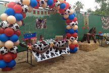 cowboys party