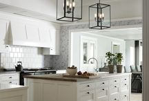 Kitchens / by Meredith Steele