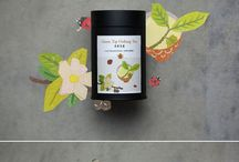 tea pack inspiration —