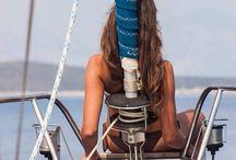 summer | sailing