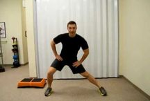 Exercise || Dynamic stretching / warmup & cool downs
