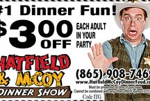 Pigeon Forge Coupons / Get the best coupons for attractions, shows, and more in Pigeon Forge, TN.