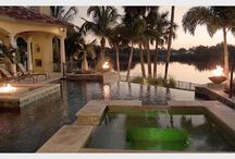 Florida Coastal Living / Florida Coastal Living Signature Projects by Florida Pool Designer Ryan Hughes