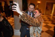 Hoot Kit Selfies / Hoot Kit encourages selfies! Take a selfie with Hoot Kit's Instant printing camera.