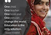 Best Malala Quotes On Education / Best Malala Quotes On Education