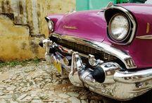Automóviles. Carros  / Automóviles. Carros. Autos Antiguos / by CubaTravel