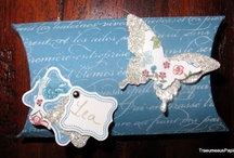 Kreativ verpackt mit Stampin' Up! / Kreative Verpackungen geben kleinen Geschenken das gewisse Etwas.  / by Stampin' Up! Deutschland / Österreich