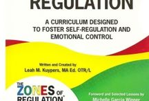 Self Regulation, Calming, Coping, Zones program / by Wendy Olson