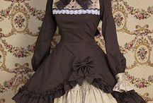 My Lolita Wardrobe