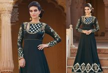 2198 Modern Princess Casual Wear Dress Collection