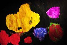 Арт с детьми, children's art / Вариации детских рисунков