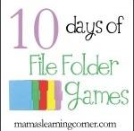 10 Days Of / by Joscelyne Hilton