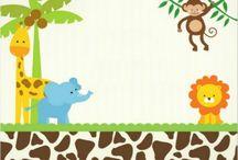 Alde Jungle Bday Party